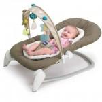Chicco Baby Hoopla Bouncer - Grey