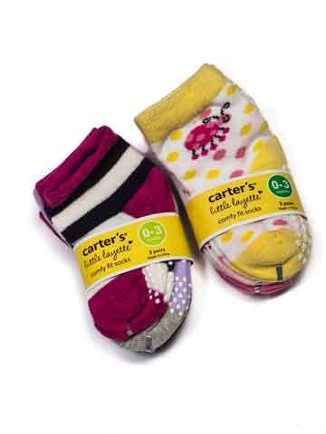 Carter Baby Socks