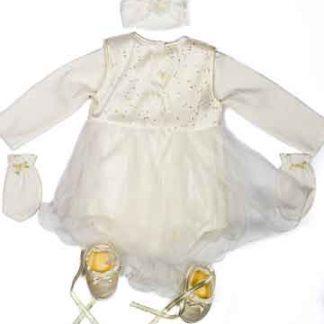Kitsu Dress - Naming Ceremony Attire