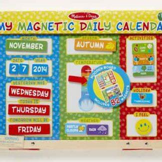 000772092531-MELISSA & DOUG MY FIRST MAGNETIC DAILY CALENDAR_2