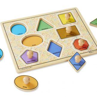 000772033909-Melissa & Doug Geometric Shapes Jumbo Puzzle _2