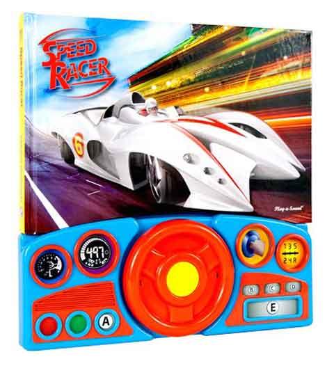 Speed Racer: Based On The Film, Speed Racer