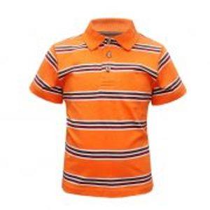 74ab478e7 Wonder Kids Orange Stripe Polo Shirt - Babies21 | Nigeria