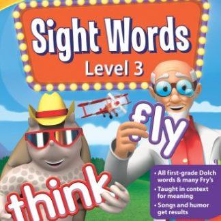 Rock 'N Learn: Sight Words - Level 3