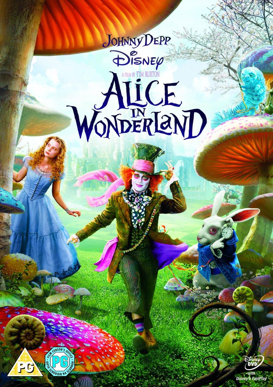 6006348029028 CH-DVD-ALICE IN WONDERLAND