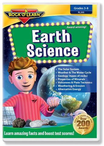 725696820526 CH-DVD-ROCK N LEARN-EARTH SCIENCE