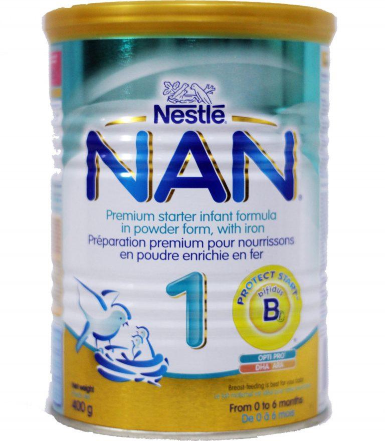 Nestle Nan 1 Premium Starter Infant Milk Babies21