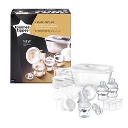 tommee tippee breastfeeding starter set