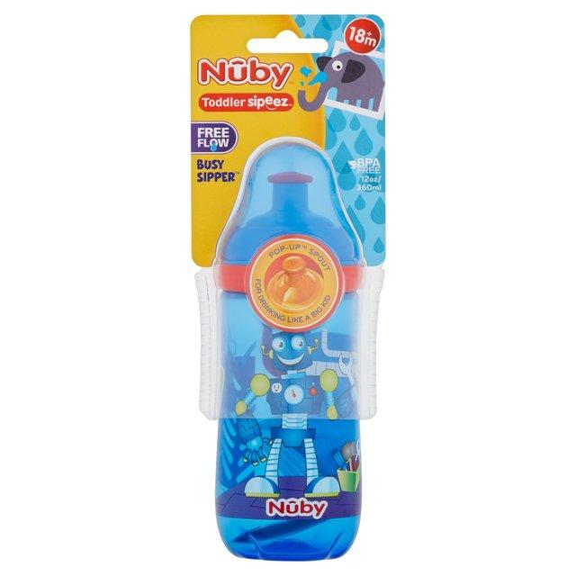 nuby toddler sipeez