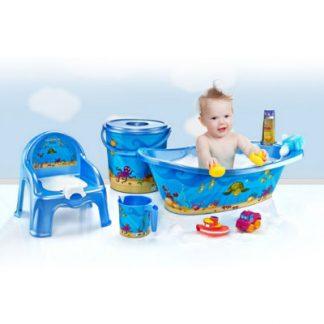 bebek baby bath set