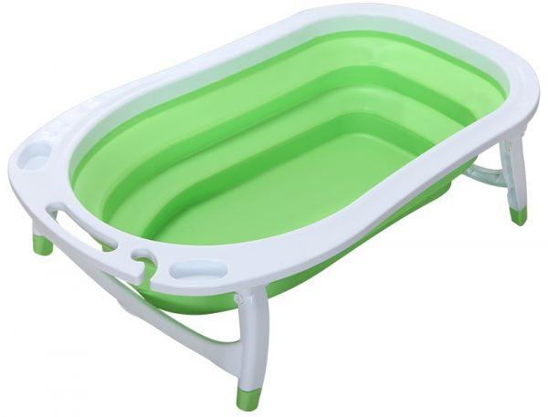 Children Folding Bath Tub Green Babies21 Nigeria