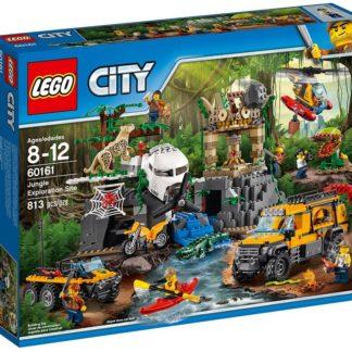 LEGO Explorers Jungle Site Building Kit 60161