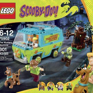 LEGO Scooby-Doo Mystery Building Kit 75902