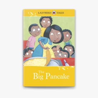Ladybird Tales - Big Pancake - Story Book