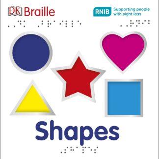 DK Braille - Shapes - Board book