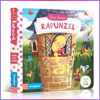 First Stories - Rapunzel - Story Book