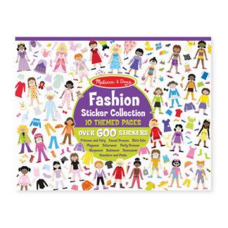 Melissa & Doug Sticker Collection - Fashion Stickers