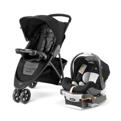 Chicco Viaro Travel system - Baby Stroller & Car Seat