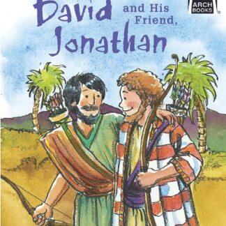 David and His Friend Jonathan - Bible Story