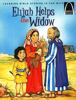 Elijah Helps a Widow - Bible Story