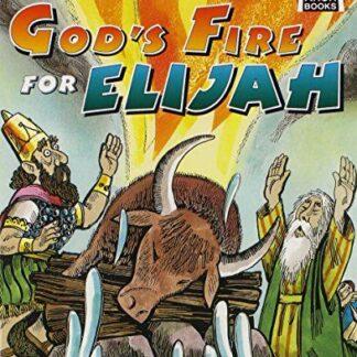God's Fire for Elijah - Bible Story