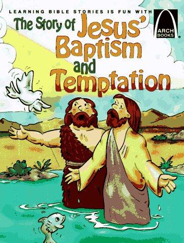 The Story of Jesus' Baptism & Temptation - Bible Story