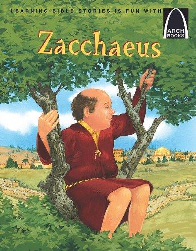 Zacchaeus - Bible Story for Kids