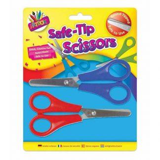 2 Safety Scissors