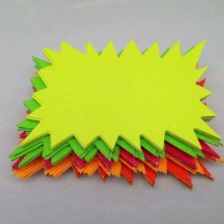 60 Fluorescent Flashcards