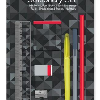 7 Piece Stationery Set Pen