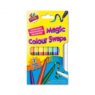 Magic Colour Swap Fibre Pen