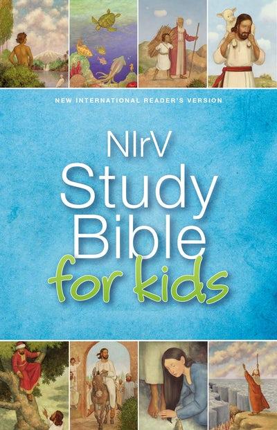 NIrV Study Bible, Kids