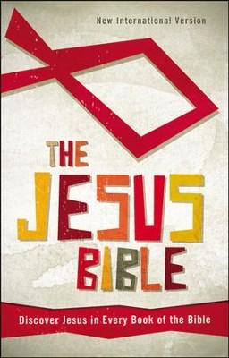 NIV, Jesus Bible