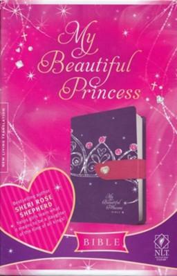 NLT, Beautiful Princess Bible