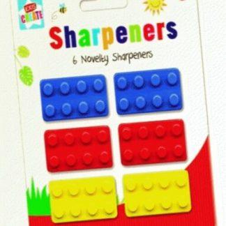 Novelty Bricks Sharpeners