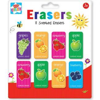 Novelty Scented Erasers